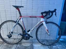 Título do anúncio: Bicicleta speed Pinarello carbono 55
