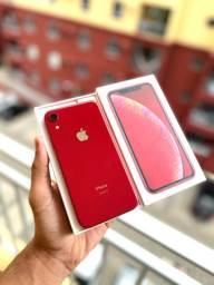iPhone XR 64 GB Vermelho, Seminovo