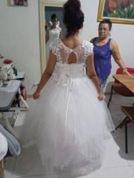 vestido de noiva, nunca usado