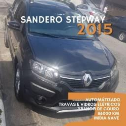 Título do anúncio: Sandero stepwey