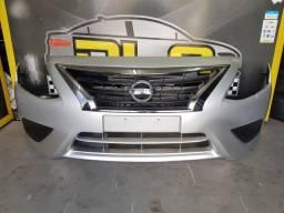 Para choque completo Nissan Versa 2015/17