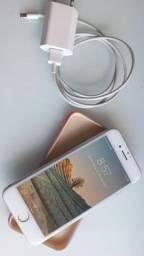 Título do anúncio: Vendo iPhone 7 normal 128 gb