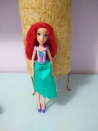 Boneca sereia Ariel