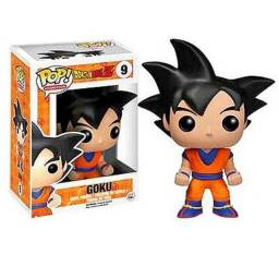 Título do anúncio: Boneco Dragon Ball Z Goku Pop Funko 9