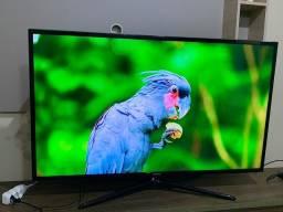 Título do anúncio: Smart tv sansung 50 polegadas ultra moderna controle