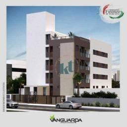 Apartamento com 1 dormitório à venda, 33 m² por R$ 185.000,00 - Jardim Oceania - João Pess