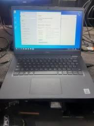 Título do anúncio: notebook dell 3410 core i5  8gb memoria