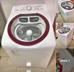 Título do anúncio: Máquina de Lavar 11kg Conservada Entrego