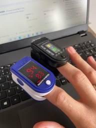 Oxímetro de Dedo Com Pilhas (Novo)