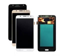 Tela Display Touch Samsung J7 Pro J7 Prime J7 Neo J7 Metal