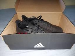 Chuteira Adidas Original N° 43 Usada 1 Vez Apenas