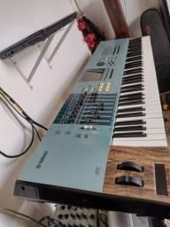 (TOP De Luxo)Sintetizador Yamaha motif xs7