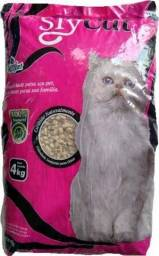 SlyCat Areia higiênica para gatos
