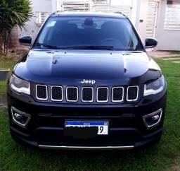 Título do anúncio: Jeep Compass  Limited 2.0 AUT. 2020 COM 11.850KM