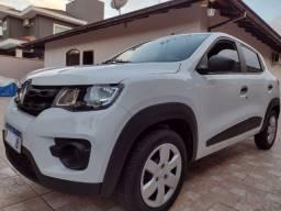 Renault kwid Zen 1.0 particular abaixo FIPE