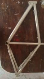 Quadro Caloi aluminum freio à disco