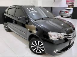 Toyota Etios Sedan Xls Platinum 1.5 (flex e gnv ) 2014