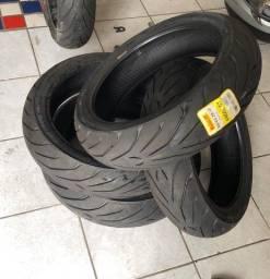Par Pneu Pirelli Angel GT CB500/NC700
