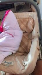 Vende se bebê conforto - cangurú e bolsa maternidade