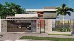 Título do anúncio: Casa com 3 dormitórios sendo 3 suítes à venda, 235 m² por R$ 1.600.000 - Jardim Itália - M