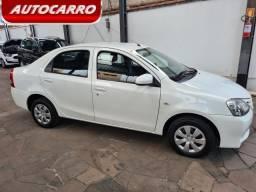Título do anúncio: Toyota Etios 1.3  Sedã Gnv5º Completo (Abaixo Fipe) - 2015