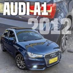 Título do anúncio: Audi A1 Turbo C/ Teto solar!! Completinha e muito nova!