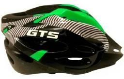 Capacete GTS para ciclismo