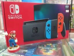 Nintendo switch Novo 10x Sem Juros!