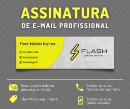 Assinatura de E-mail Profissional