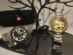 Relógios Casio edfice