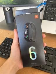 Pulseira Mi Band 6 - Xiaomi (lacrado e original)