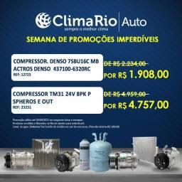 Compressores para Caminhões e Micro ônibus novos, com garantia e nota fiscal