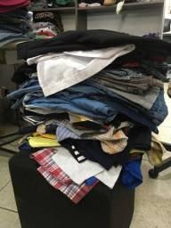 Pacote de roupa  juvenil