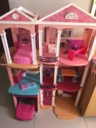Casa da Barbie com Acessórios- Completa