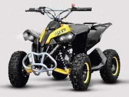 Quadriciclo mini Thor 49cc mxf partida elétrica chave segurança