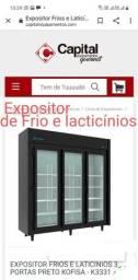 Título do anúncio: M. Expositor de frios, lacticínios,  água, refri a pronta entrega