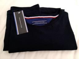 Camiseta Tommy Hilfiger Preta XL