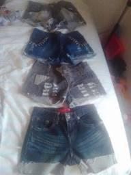 4 shorts 30,00