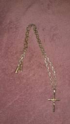 Corrente e pulseira de Prata (só venda)