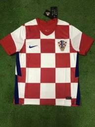 Camisa de time Croácia - Promoção