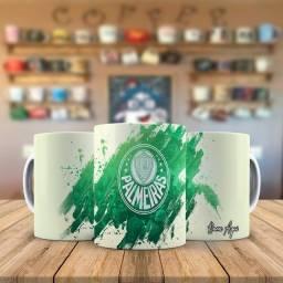Palmeiras Futebol Clube Caneca Personalizada com nome que quiser