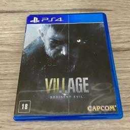 Resident Evil Village PS4 - LEIA O ANÚNCIO