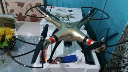 Vendo drone syma x8 hc completamente novo