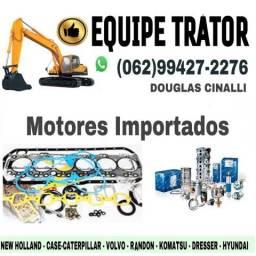 Peças para máquinas importadas