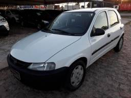 CHEVROLET CELTA 2005/2005 1.0 MPFI VHC LIFE 8V GASOLINA 4P MANUAL - 2005