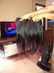 Vende cabelo po 250 na tela 50 centímetros 150 gramas