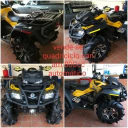 Quadriciculo can 800 CC - 2012