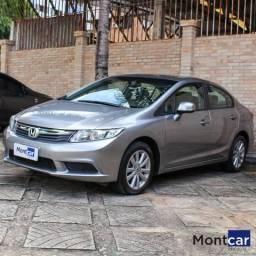 HONDA CIVIC 2014/2015 1.8 LXS 16V FLEX 4P AUTOMÁTICO   2015