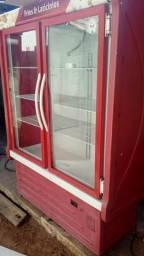 Frizer vitrine para resfriamento