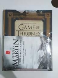 2 Livros Game Of Thrones